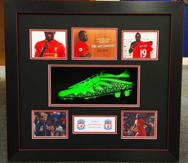 Sports Memorabilia Framing.