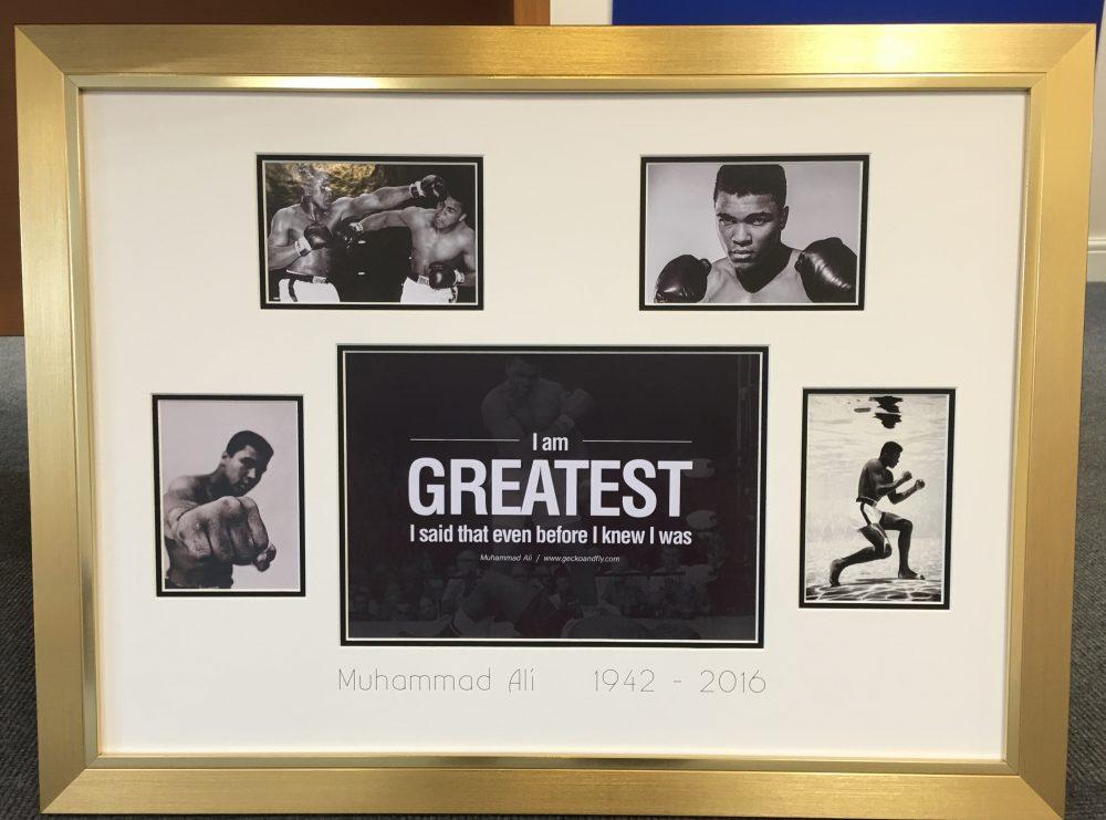 Sports Memorabilia Framing Framing Guru Picture Framing