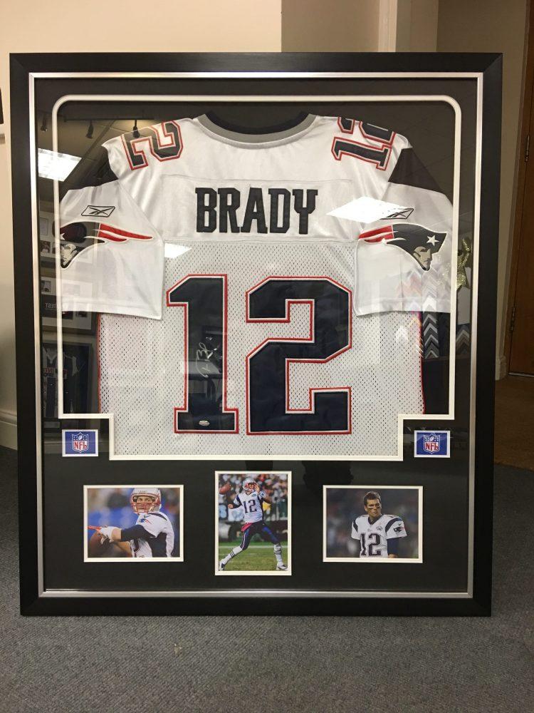 Sports Memorabilia Framing. - Framing Guru - Picture Framing ...