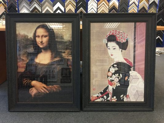 Framed Jigsaws