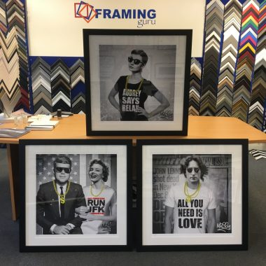 Framing for Artists.