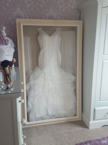Wedding Dress Frame